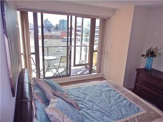 Photo 7: 607 1575 W 10TH Avenue in Vancouver: Fairview VW Condo for sale (Vancouver West)  : MLS®# V880961