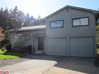 Photo 1: 2535 124B Street in Surrey: Crescent Bch Ocean Pk. House for sale (South Surrey White Rock)  : MLS®# F1110430