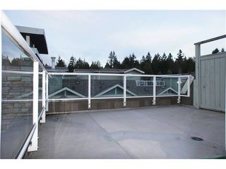 """Photo 9: 9 7428 SOUTHWYNDE Avenue in Burnaby: South Slope Townhouse for sale in """"LEDGESTONE 2"""" (Burnaby South)  : MLS®# V922953"""