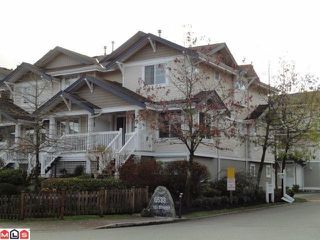 Main Photo: 1 6533 121ST Street in Surrey: West Newton Condo for sale : MLS®# F1128787