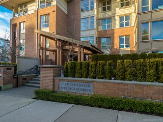 """Photo 18: 307 6268 EAGLES Drive in Vancouver: University VW Condo for sale in """"Clements Green"""" (Vancouver West)  : MLS®# V1039789"""