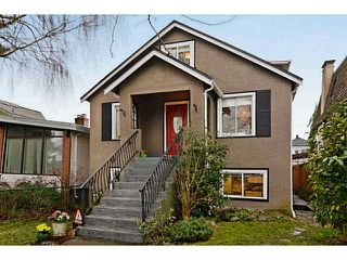 "Photo 1: 436 E 35TH AV in Vancouver: Fraser VE House for sale in ""MAIN ST CORRIDOR"" (Vancouver East)  : MLS®# V1044645"