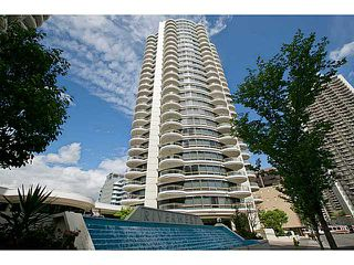 Photo 1: 1104 1078 6 Avenue SW in CALGARY: Downtown West End Condo for sale (Calgary)  : MLS®# C3598850