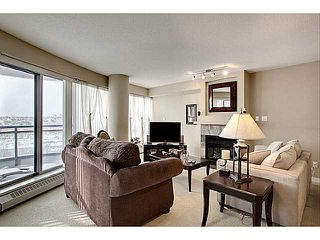 Photo 6: 1104 1078 6 Avenue SW in CALGARY: Downtown West End Condo for sale (Calgary)  : MLS®# C3598850