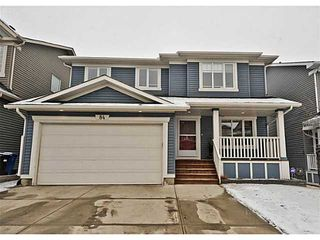Main Photo: 84 TUSCANY SPRINGS Terrace NW in CALGARY: Tuscany Residential Detached Single Family for sale (Calgary)  : MLS®# C3607822