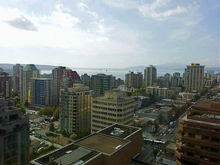Photo 6: 2405 1189 HOWE Street in Vancouver: Downtown VW Condo for sale (Vancouver West)  : MLS®# V1098846