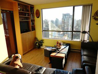 Photo 4: 2405 1189 HOWE Street in Vancouver: Downtown VW Condo for sale (Vancouver West)  : MLS®# V1098846