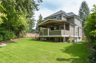 Photo 28: 2225 TOLMIE Ave in Coquitlam: Central Coquitlam Home for sale ()  : MLS®# V1063046