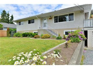 Photo 1: 2347 Bellamy Road in VICTORIA: La Thetis Heights Single Family Detached for sale (Langford)  : MLS®# 352326
