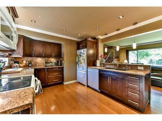 Photo 7: 15484 MADRONA Drive in Surrey: King George Corridor House for sale (South Surrey White Rock)  : MLS®# F1443553