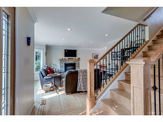 """Photo 3: 521 ROXHAM Street in Coquitlam: Coquitlam West House for sale in """"COQUITLAM WEST/VANCOUVER GOLF CLUB"""" : MLS®# V1132951"""