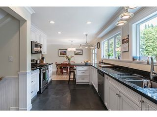 """Photo 8: 521 ROXHAM Street in Coquitlam: Coquitlam West House for sale in """"COQUITLAM WEST/VANCOUVER GOLF CLUB"""" : MLS®# V1132951"""