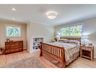"""Photo 9: 521 ROXHAM Street in Coquitlam: Coquitlam West House for sale in """"COQUITLAM WEST/VANCOUVER GOLF CLUB"""" : MLS®# V1132951"""