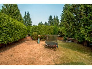"""Photo 21: 521 ROXHAM Street in Coquitlam: Coquitlam West House for sale in """"COQUITLAM WEST/VANCOUVER GOLF CLUB"""" : MLS®# V1132951"""