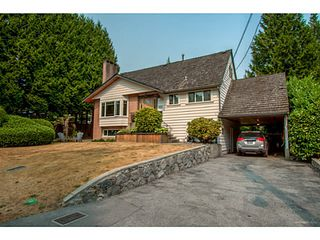 """Photo 2: 521 ROXHAM Street in Coquitlam: Coquitlam West House for sale in """"COQUITLAM WEST/VANCOUVER GOLF CLUB"""" : MLS®# V1132951"""