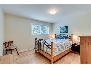 """Photo 14: 521 ROXHAM Street in Coquitlam: Coquitlam West House for sale in """"COQUITLAM WEST/VANCOUVER GOLF CLUB"""" : MLS®# V1132951"""