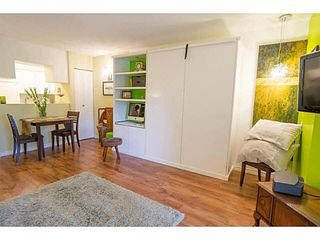 """Photo 4: 111 1545 E 2ND Avenue in Vancouver: Grandview VE Condo for sale in """"TALISHAN WOODS"""" (Vancouver East)  : MLS®# V1140826"""