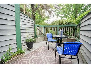 """Photo 11: 111 1545 E 2ND Avenue in Vancouver: Grandview VE Condo for sale in """"TALISHAN WOODS"""" (Vancouver East)  : MLS®# V1140826"""