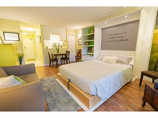 """Photo 3: 111 1545 E 2ND Avenue in Vancouver: Grandview VE Condo for sale in """"TALISHAN WOODS"""" (Vancouver East)  : MLS®# V1140826"""