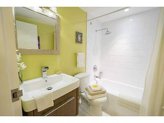 """Photo 12: 111 1545 E 2ND Avenue in Vancouver: Grandview VE Condo for sale in """"TALISHAN WOODS"""" (Vancouver East)  : MLS®# V1140826"""
