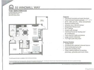Photo 19: 55 Windmill Way in Winnipeg: Charleswood Condominium for sale (South Winnipeg)  : MLS®# 1601338