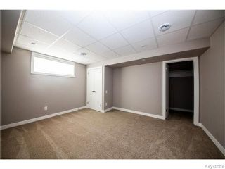 Photo 19: 336 Drury Avenue in Winnipeg: West Kildonan / Garden City Residential for sale (North West Winnipeg)  : MLS®# 1604304