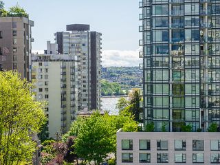 "Photo 14: 1106 1725 PENDRELL Street in Vancouver: West End VW Condo for sale in ""STRATFORD PLACE"" (Vancouver West)  : MLS®# R2064309"