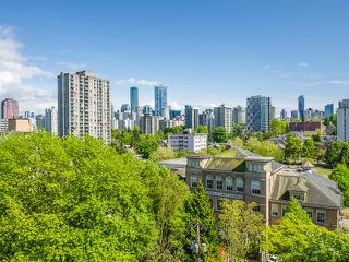 "Photo 15: 1106 1725 PENDRELL Street in Vancouver: West End VW Condo for sale in ""STRATFORD PLACE"" (Vancouver West)  : MLS®# R2064309"