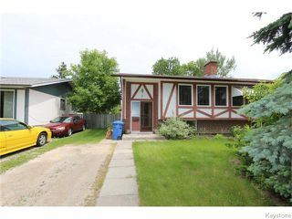 Photo 1: 7 Kettering Street in Winnipeg: Charleswood Residential for sale (South Winnipeg)  : MLS®# 1616269