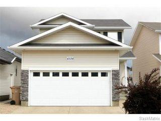 Photo 2: 4334 MEADOWSWEET Lane in Regina: Single Family Dwelling for sale (Regina Area 01)  : MLS®# 584657