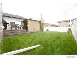 Photo 46: 4334 MEADOWSWEET Lane in Regina: Single Family Dwelling for sale (Regina Area 01)  : MLS®# 584657