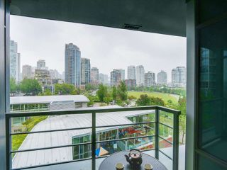 "Photo 14: 701 1483 HOMER Street in Vancouver: Yaletown Condo for sale in ""The WATERFORD"" (Vancouver West)  : MLS®# R2118154"