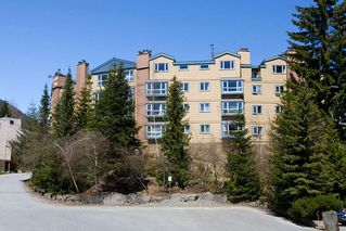 "Photo 1: 201 2111 WHISTLER Road in Whistler: Nordic Condo for sale in ""Vale Inn"" : MLS®# R2138285"