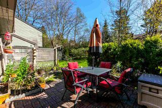 """Photo 16: 8582 FLOWERING Place in Burnaby: Forest Hills BN Townhouse for sale in """"SIMON FRASER VILLAGE"""" (Burnaby North)  : MLS®# R2159362"""