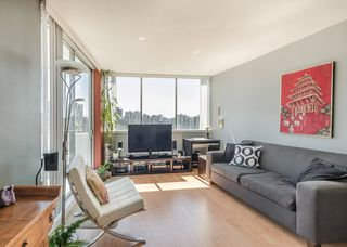 "Photo 5: 2105 1251 CARDERO Street in Vancouver: West End VW Condo for sale in ""THE SURFCREST"" (Vancouver West)  : MLS®# R2190584"