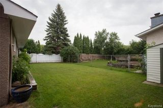 Photo 19: 11 Ranch Road in Winnipeg: North Kildonan Residential for sale (3G)  : MLS®# 1721441