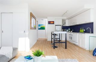 "Photo 6: 2707 131 REGIMENT Square in Vancouver: Downtown VW Condo for sale in ""SPECTRUM 3"" (Vancouver West)  : MLS®# R2198721"