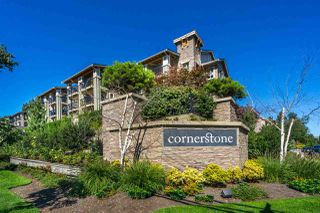 "Photo 1: 417 21009 56 Avenue in Langley: Salmon River Condo for sale in ""Cornerstone"" : MLS®# R2210184"