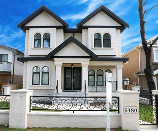 Photo 1: 6480 GLADSTONE Street in Vancouver: Killarney VE House for sale (Vancouver East)  : MLS®# R2232062