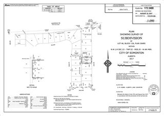Photo 2: 7702 154 Street in Edmonton: Zone 22 Vacant Lot for sale : MLS®# E4094150