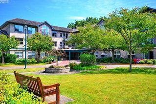 Photo 1: 307 1485 Garnet Rd in VICTORIA: SE Cedar Hill Condo for sale (Saanich East)  : MLS®# 784809