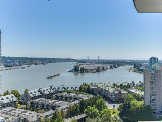 "Photo 20: 2301 898 CARNARVON Street in New Westminster: Downtown NW Condo for sale in ""AZURE 1"" : MLS®# R2289915"