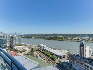 "Photo 19: 2301 898 CARNARVON Street in New Westminster: Downtown NW Condo for sale in ""AZURE 1"" : MLS®# R2289915"