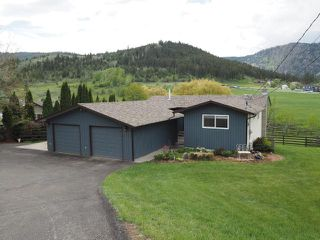 Photo 1: 6815 BARNHARTVALE ROAD in : Barnhartvale House for sale (Kamloops)  : MLS®# 147353
