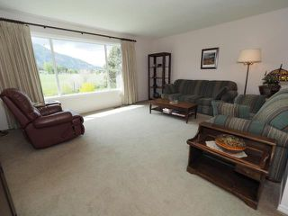 Photo 4: 6815 BARNHARTVALE ROAD in : Barnhartvale House for sale (Kamloops)  : MLS®# 147353