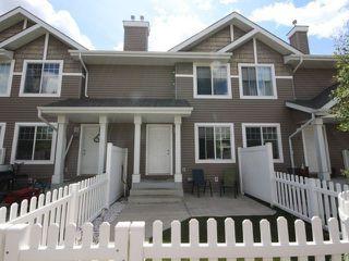 Main Photo: 9 3075 Trelle Crescent in Edmonton: Zone 14 Townhouse for sale : MLS®# E4132585