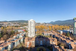Photo 3: 1801 3071 GLEN Drive in Coquitlam: North Coquitlam Condo for sale : MLS®# R2323729