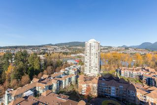 Photo 2: 1801 3071 GLEN Drive in Coquitlam: North Coquitlam Condo for sale : MLS®# R2323729