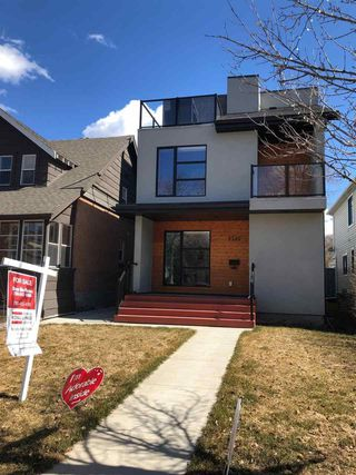 Main Photo: 9745 93 Street in Edmonton: Zone 18 House for sale : MLS®# E4142023