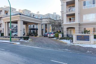 Main Photo: 416 3098 GUILDFORD Way in Coquitlam: North Coquitlam Condo for sale : MLS®# R2339304